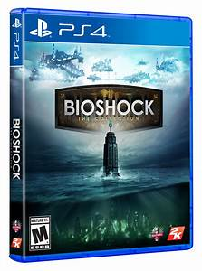 BioShock Remastered Collection Confirmed For PS4 Xbox One