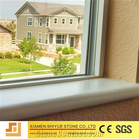Window Sill Prices by White Cheap Quartz For Window Sill Design With Cheap
