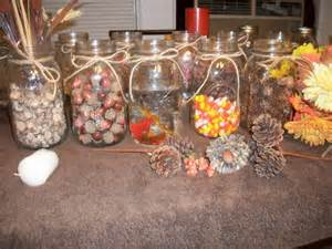 Simple Fall Table Decorations Pinterest