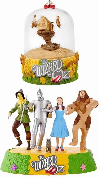 Wizard Oz Anniversary Twister 75th Magic Hallmark