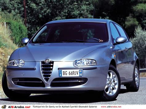 Alfa Romeo 147 1.6 T.spark. Photos And Comments. Www