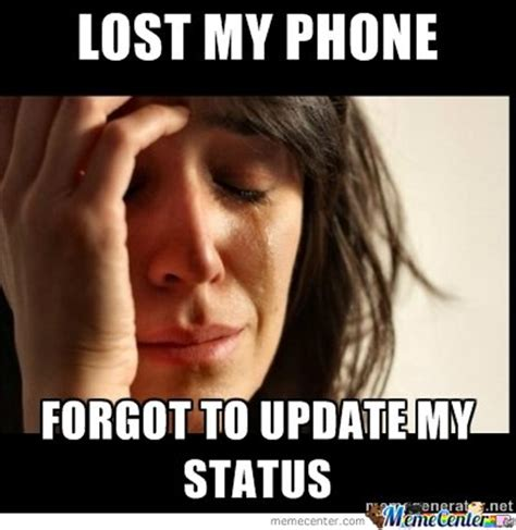 Lost Phone Meme - lost phone memes image memes at relatably com