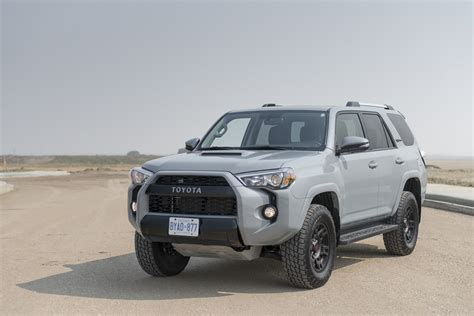 Toyota Forerunner Reviews by 2017 Toyota 4runner Trd Pro Review