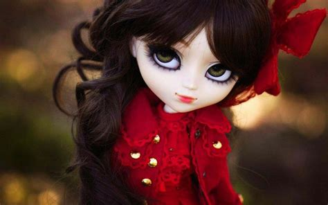 nice  cute doll images allfreshwallpaper