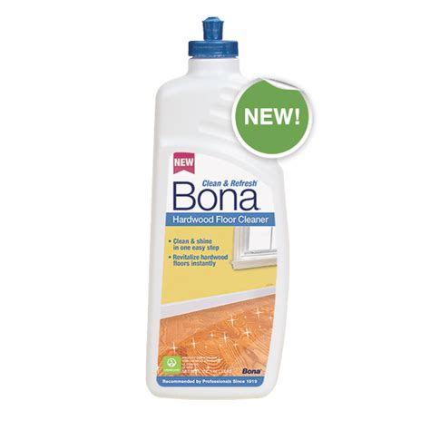 cleaning hardwood floors products bona 174 clean refresh hardwood floor cleaner us bona com
