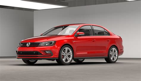 2016 Volkswagen Jetta Gli Gets New Engine, Styling