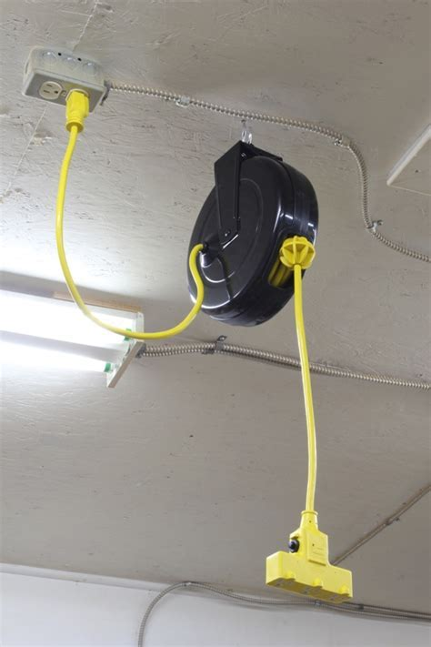 Eliminating Extension Cord Tripping Hazards.   GordGraff.com