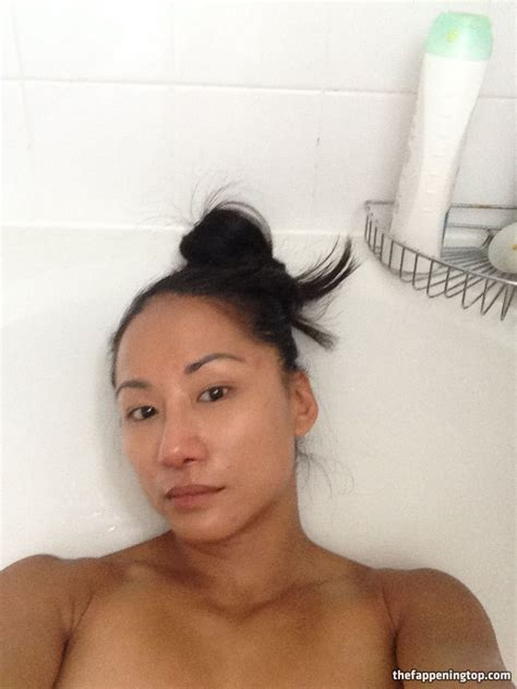 Wwes Gail Kim Shows Her Hot Nude Body Leaked Pictures