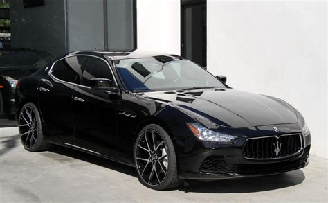 2014 Maserati Ghibli Stock # 5996 For Sale Near Redondo