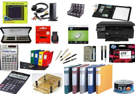 Office Supplies Used by Stationery Office Supply Uno