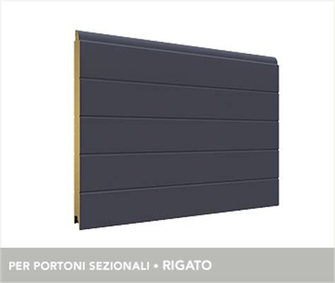 pannelli per portoni sezionali pannelli coibentati isolanti in acciaio marcegaglia