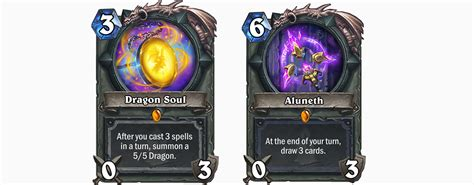 Hearthstone Kobolds And Catacombs Expansion, Dungeon Runs