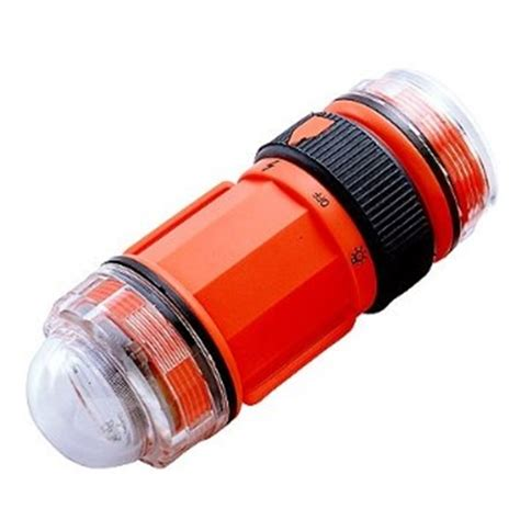 water proof scuba diving safety strobe led light