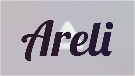 Significado De Areli, Nombre Hebreo Para Tu Bebe Niño O