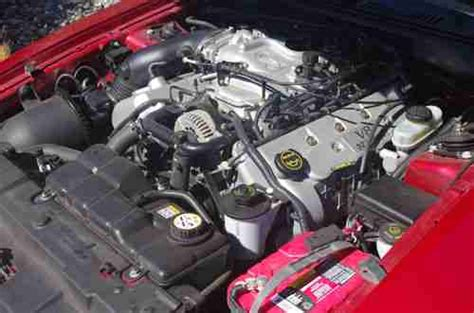 Sell Used 2001 Ford Svt Mustang Cobra Convertible, Laser