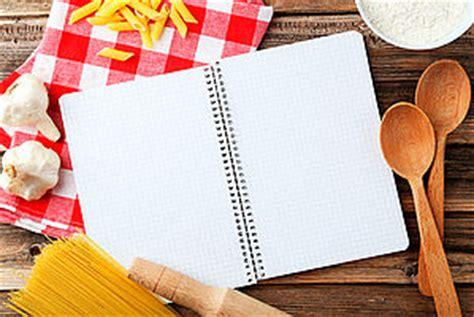 créer un livre de cuisine personnalisé les cahiers de recettes cahier de cuisine