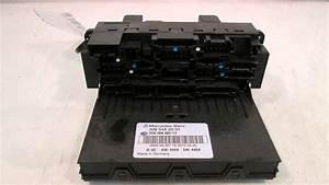 2006 Mercedes C230 Sam Relay Fuse Box 2095452001 - Mbiparts Com Used Oem Mercedes Parts