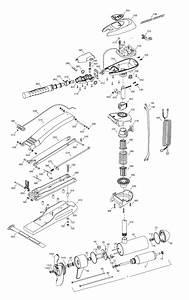 Minn Kota Max 80 Hand Control Parts