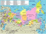 Pin by Angie Ari Coll on Maps and tourist routes | Russia ...