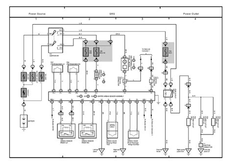 repair guides overall electrical wiring diagram 2001