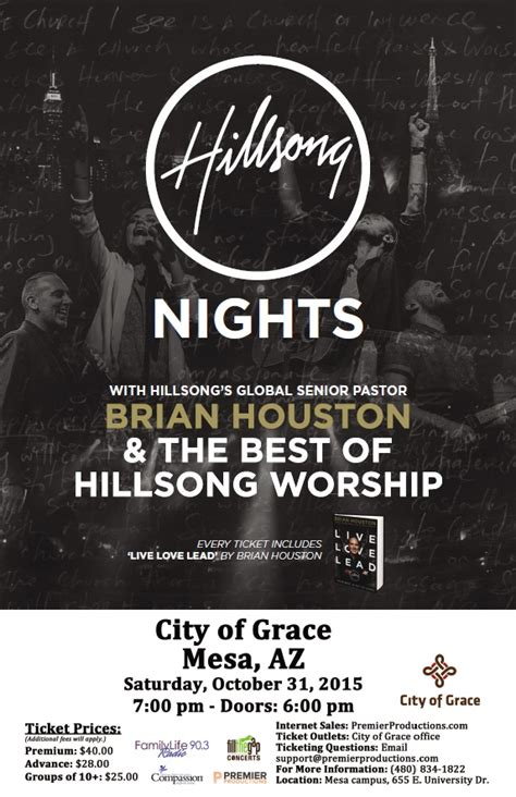 43723 Southern With Grace Promo Code by Hillsong Nights Mesa Az 2015
