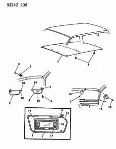 2003 Dodge Grand Caravan Parts Diagram