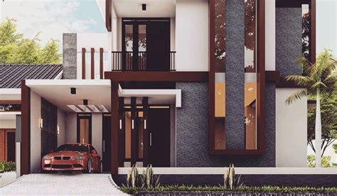 gambar desain rumah mewah  korea hontoh