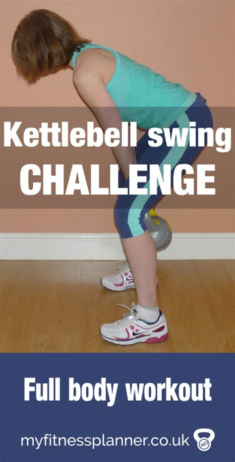 kettlebell fitness body challenge improve swing whole