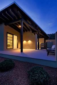 Santa, Fe, Contemporary, Home, Designed, To, Showcase, An, Art