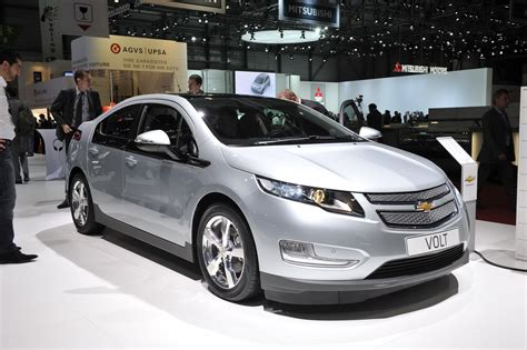 Opel Volt by Chevrolet To Sell Volt In Europe Priced From 41 950 Or