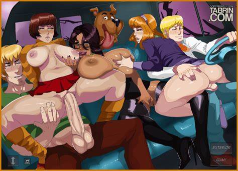 Parody Sex Version Of Scooby Doo And Hies Pounding Daddy
