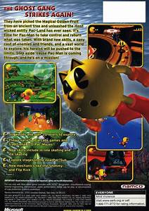 Pac Man World 2 Box Shot For Xbox Gamefaqs