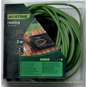 Cable Chauffant Pour Serre : cordon chauffant pour semis chauffage mini serre auto ~ Premium-room.com Idées de Décoration