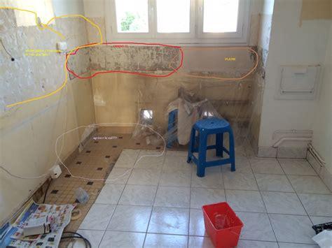 lissage mur mettre du carrelage ragr 233 er le sol