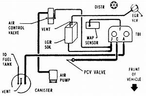 Vortec Engine 43 Vortec Vacuum Diagram
