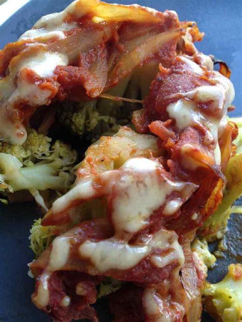 et sa cuisine legere gratin brocolis tomates et sa cuisine gourmande