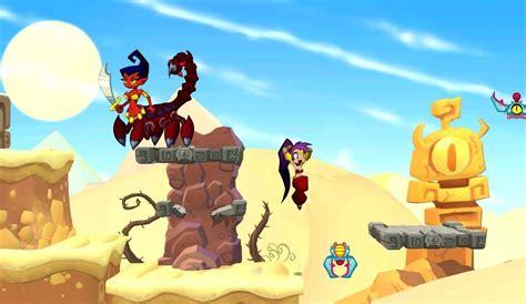shantae  genie hero review gamespot
