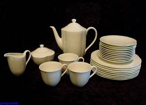 Villeroy Boch Kaffeeservice : villeroy boch arco weiss bone china service ~ Michelbontemps.com Haus und Dekorationen