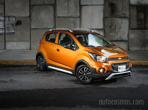 Chevrolet Beat Activ 2019 A Prueba Autocosmoscom