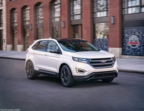 2019 Ford Edge Sport by Ford 2019 Ford Edge Sport Photo Gallery 2019 Ford Edge