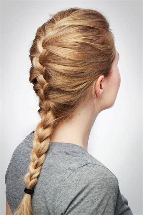 franzoesischer zopf google suche frisuren haare