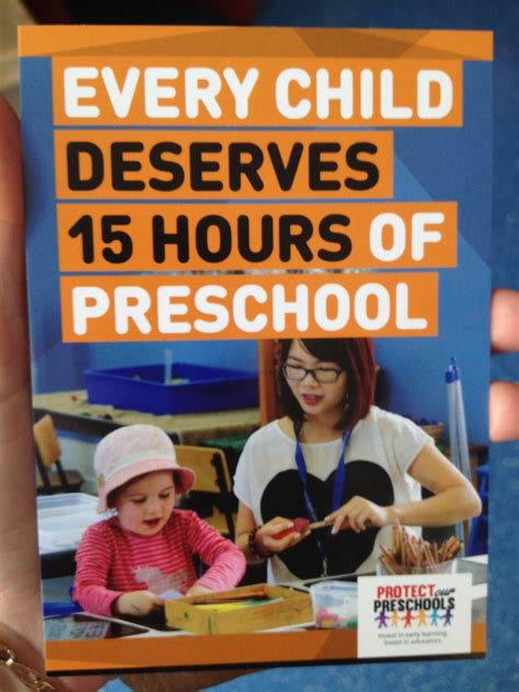 preschool funding petition 15 hours melbourne mums 131 | img 3808 2