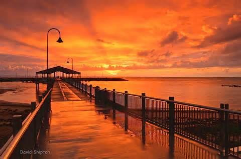 Redcliffe Jetty Beach