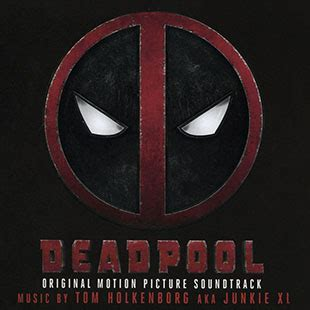 Deadpool (original Motion Picture Soundtrack) Wikipedia