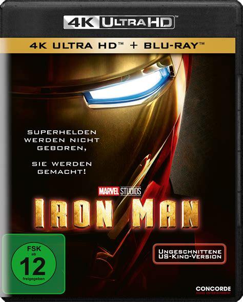 Uhd Bluray Kritik  Iron Man (4k Review, Rezension