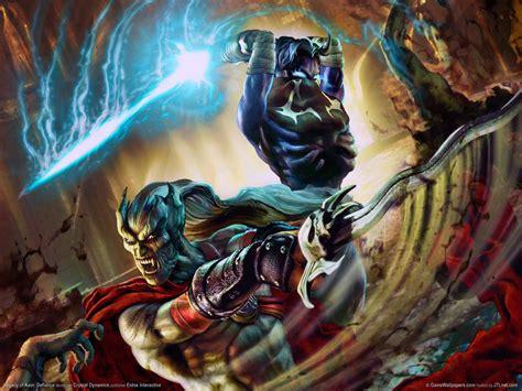 Wallpaper Video Games Comics Mythology Legacy Of Kain
