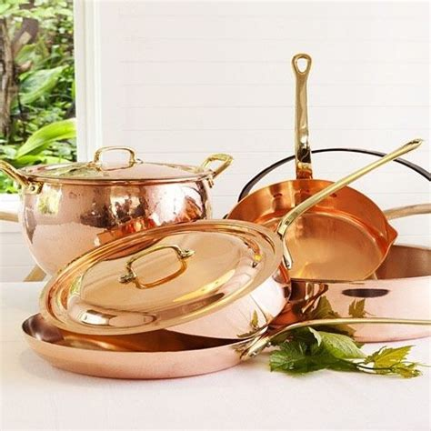 ruffoni copper protagonista cookware buy today  httpsculinaryrepubliccomau culinary
