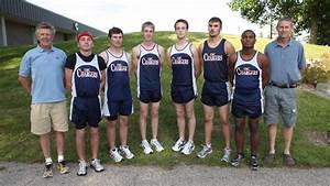 2009 Men's Cross Country Team