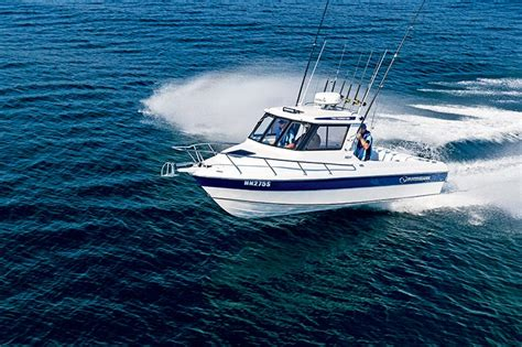 Top Sport Fishing Boat Brands by 10 Best Fibreglass Hardtop Boats Part I Trade Boats