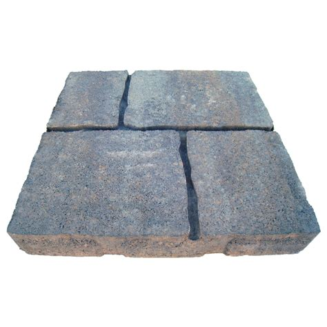 shop four cobble allegheny patio common 16 in x 16